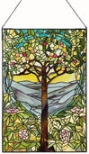 Window picture 'The Tree of Life', 1903