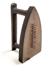 "Skulptur ""Cadeau"" (1974), Bronze"