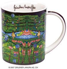 """Magic Mug """"Grass for those who cry"""", Porzellan"""