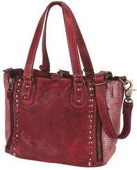 "Ledershopper ""Ruby"""