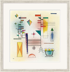 "Painting ""Sonorous"" (1929), Framed"