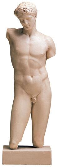 Junger athlete of Eleusinian