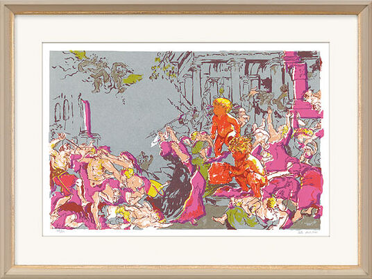 "Sala Lieber: Bild ""Bethlehem Mord"" (2006)"