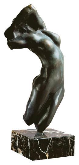 "Auguste Rodin: ""Torso of Adèle"", 1882, bronze"