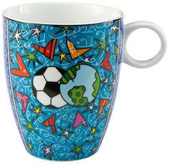 "Porcelain mug ""Universal"""