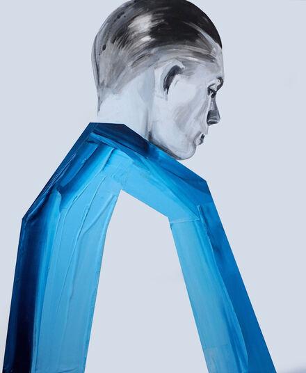 "Edyta Grzyb: Bild ""Insomnia"" (2017) (Unikat)"
