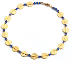 "Necklace ""Akan"""