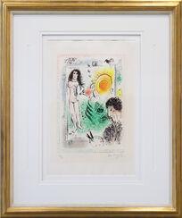 """Bild """"Die Sonne des Ateliers"""" (1971)"""