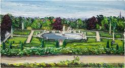 """Bild """"Park Sanssouci, Der Blick des Königs"""" (2015) (Unikat)"""