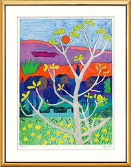"Bild ""Provence II"" (2000), ungerahmt"