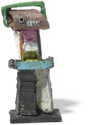 """Skulptur """"Zyklop"""", Bronze (2016)"""