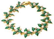 """Bracelet """"St. Petersburger Weeding Blooms"""""""