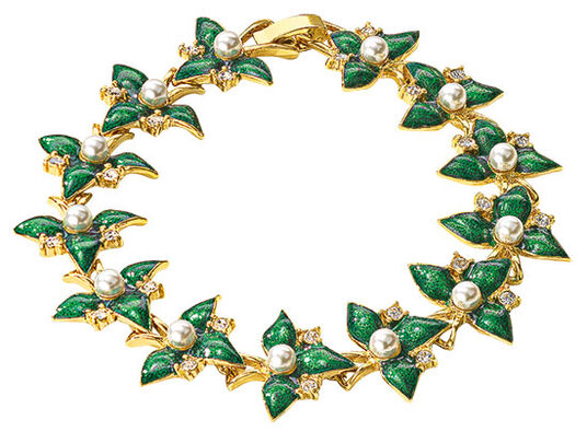 "Bracelet ""St. Petersburger Weeding Blooms"""