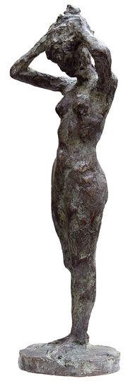 """Thomas Jastram: """"Statuette Maren"""" (2007)"""