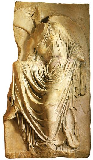 Nike-Relief von der Akropolis, Kunstguss