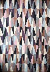 "Carpet ""Pyramid"" (160 x 230 cm)"