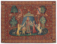 "Tapestry ""A mon seul désir"" (My Only Wish)"