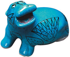 Egyptian Hippo