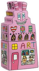 "Porzellandose ""Art in the City"""