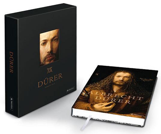 """Albrecht Dürer: Buchband """"Werkverzeichnis der Gemälde"""" - von Norbert Wolf"""