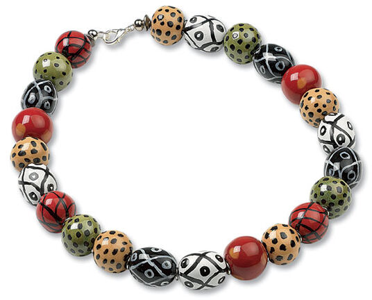 "Anna Mütz: Turkana Necklace ""Esprit"""