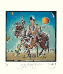 """Bild """"Der Aufstand Sanchos"""" (1998)"""