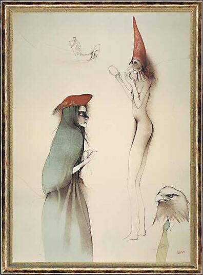 """Bruno Bruni: Bild """"Carnevale di Venezia"""", 1983"""