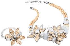 "Jewelry Set ""Peach"""