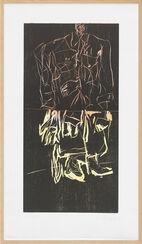 "Bild ""Maler im Mantel"" (2008)"