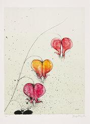 """Bild """"Mutters Lieblingsblumen"""", ungerahmt"""