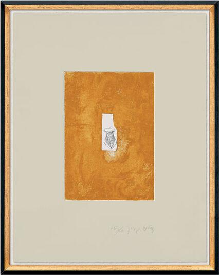 "Joseph Beuys: Bild ""Honiggefäß"" (1982)"