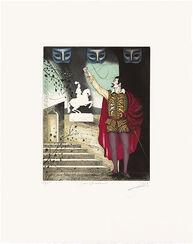"""Bild """"Don Giovanni"""" (1989), ungerahmt"""