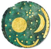 "Dietz replica ""Nebra sky disk"""