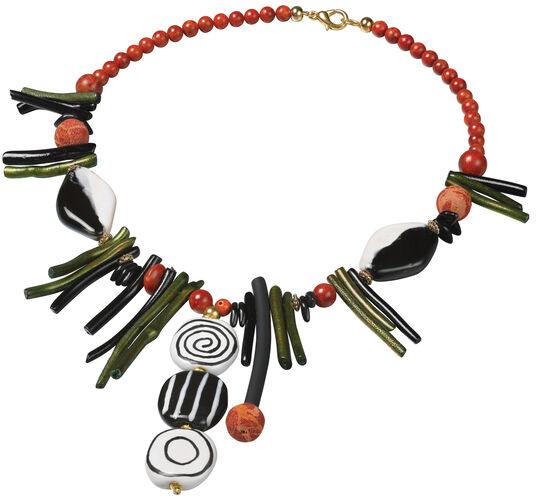 """Anna Mütz: Necklace """"Peddels"""""""