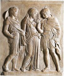 Orpheus - Eurydice - Hermes