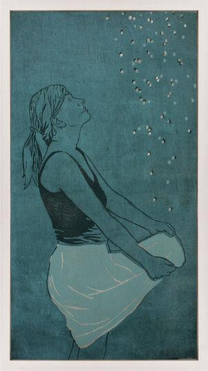 "Karoline Kroiss: Bild ""Sterntaler"" (2012) (Unikat)"