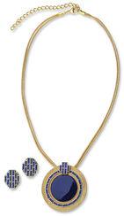 "Jewelry Set ""Beau Monde"""