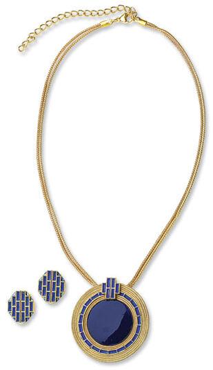"Petra Waszak: Jewelry Set ""Beau Monde"""