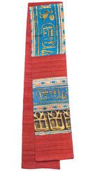 """Shawl """"Hieroglyphs"""""""