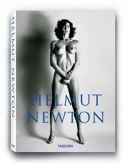 "Helmut Newton: Illustrated book ""Sumo"" - new edition 2009"