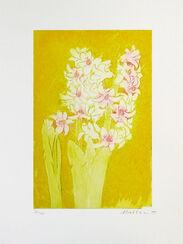 """Bild """"Hyazinthen gelb-orange"""" (2001)"""