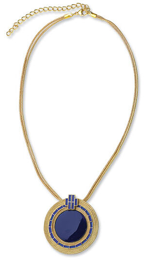 "Petra Waszak: Necklace ""Beau Monde"""