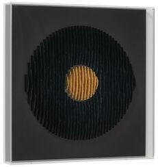 "Bild ""Kleines Golddepot I"" (2014) (Unikat)"
