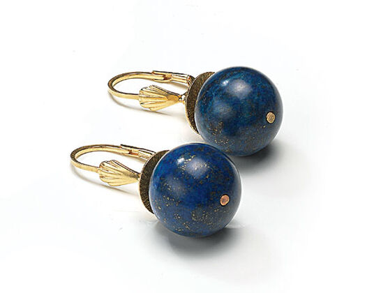 "Petra Waszak: Earrings ""Monet"""