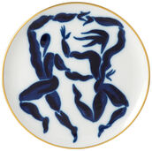 """Dessertteller """"Artemis + Orion"""" mit Golddekor - aus der Kollektion Bacchanale von Bernardaud"""