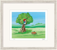 "Picture ""Dream under Apple Tree"""