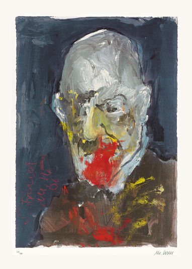 "Armin Mueller-Stahl: Picture ""Sigmand Freud"" (2006)"