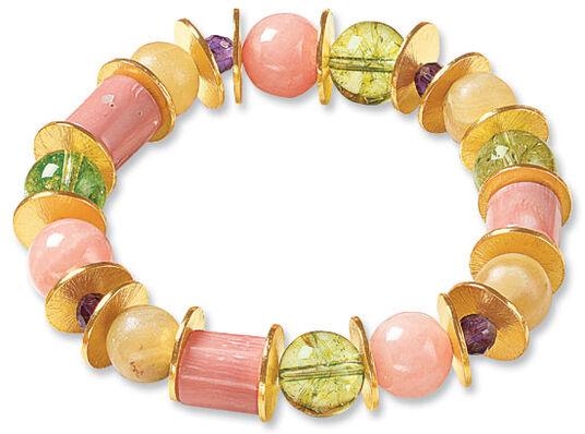 """Petra Waszak: Bracelet """"Heart & Soul"""""""