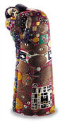 "Sculpture ""The fulfillment"" - by Gustav Klimt"