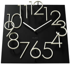 "Wall Clock ""Glow in The Dark"" (Shines in Darkness)"